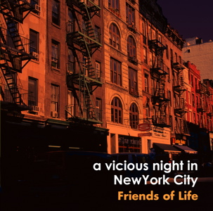 a vicious night in NewYork City